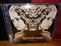 Felt Mountain by Goldfrapp (CD, Sep-2000, Mute)