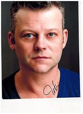 JEREMY KUSHNIER-BROADWAY  signed 8x10 PIC  PROOF  2016