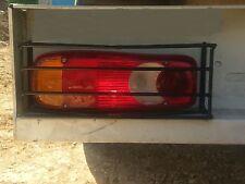 PEUGEOT BOXER  REAR LIGHT GUARDS  PICKUP /LUTON  /DROPSIDE  /TIPPER