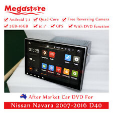 "10.1"" Android 7.1 4-core Car DVD GPS Multimedia player For Nissan Navara D40"
