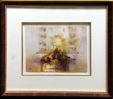 "Michael Gorban ""The Alchemist"" Giclee on paper Hand Signed Make an Offer!"