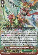 CARDFIGHT VANGUARD CARD: MIDSUMMER FLOWER PRINCESS, LIETA - G-BT12/010EN RRR