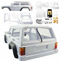Auto Karosserie DIY Body Shell Kit für 1/10 Axial SCX10 90046 90047 RC Crawler