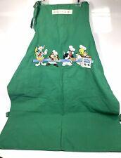 1996 Exclusive Warner Bros Studio Store - Looney Tune Market Cooking Apron Green