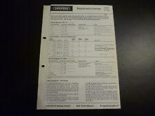 Original Service Manual Grundig Music Boy Universal 206