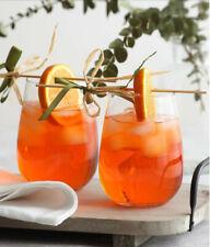 6x Dessert Trinkgläser   Saftgläser   Wassergläser   Softdrink Gläser Set 360cc