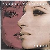 BARBRA BARBARA STREISAND - Duets CD NEW