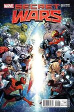 SECRET WARS #1 (OF 9) 1:100 CHEUNG VARIANT EDITION COVER FREE SHIPPING!