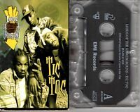 Lords Of The Underground Tic Toc 1994 Cassette Tape Single Rap Hiphop LOTU