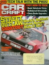 1994 Car Craft Magazine: Street Outlaw Shootout/Camaro in Beverly Hills