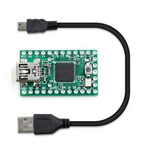 Teensy 2.0 USB AVR Development Board Keyboard Mouse Disk W/line U Isp L9Y3