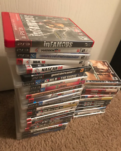 Playstation 3 Games Adult owned. Over 20 Titles!!! BUY 2 Get 1 FREE!!!!