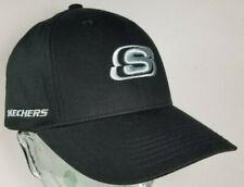 Skechers Hat Cap Black Silver Logo Snapback Dada RARE PROTOTYPE SAMPLE! NEW! NWT