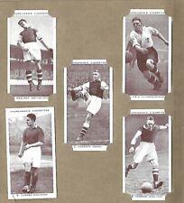 L.Goulden of West Ham United FC. Churchmans cigarette card 1939