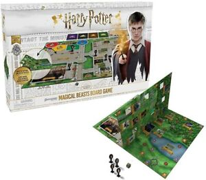 NEW Harry Potter And The Quest For The Magical Beasts from Mr Toys