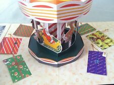 RARE! Ron van der Meer FAO Schwarz Holiday Collection 1930-1948 Pop-up Treasury