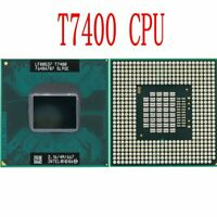 Intel Core 2 Duo T7400 CPU 2.16GHz Dual-Core 34W 667mhz Socket 478 processeur FR