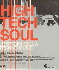 High Tech Soul - Le Origini Della Techno Music DVD