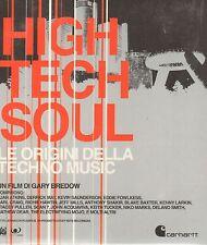 High Tech Soul - Le Origini Della Techno Music di Gary Bredow DVD