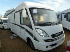 Hymer Automatic Campervans & Motorhomes 4 Sleeping Capacity