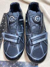 Pearl Izumi Race Road 3 III Cycling Shoes SPD 3-Hole Womens Black 40.5 EU BOA
