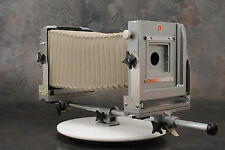 - Calumet 4x5 Monorail View Camera, Large Format