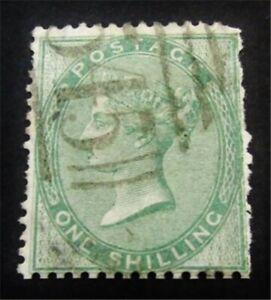 nystamps Great Britain Stamp # 28 Used $300 J15y1746