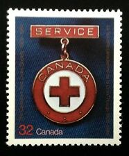 Canada #1013 MNH, Canadian Red Cross Stamp 1984