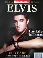 Newsweek Magazine Special Edition - ELVIS : 80 YEARS (2015) NEW - FREE SHIP!