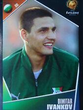 PANINI 218 Dimitar Ivankov Bulgaria UEFA EURO 2004 Portogallo