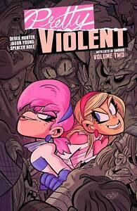 Pretty Violent TPB Volume 2 Softcover Graphic Novel