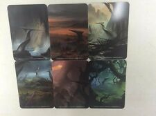 Shadows Over Innistrad 2016 Gift Box CARD DIVIDER SET - 6 Total Dividers Lot NEW