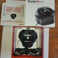 Datacolor Spyder 5 Pro -- Advanced Monitor Calibration