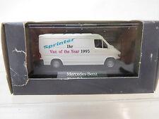 Eso-3831 1:87 Wiking Mercedes Sprinter van of the Year 1995 muy buen estado