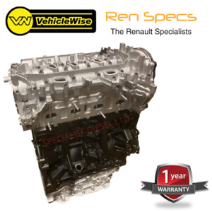 2010 To 2018 NISSAN NV400 M9T Recon Reconditioned Engine 2.3 dci & WARRANTY