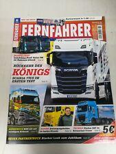 Fernfahrer Magazin Königs Scania 770S im ersten Test Ausgabe 8.5.2021