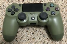Genuine Sony Playstation PS4 Dualshock 4 Controller - Call of Duty WWII - VG
