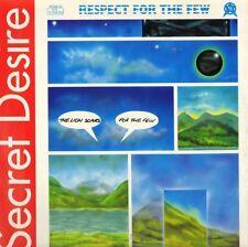 "Secret deseo de respeto a las pocas Storm 26 solución de vinilo de Reino Unido 1991 12"" PS EX/EX"