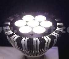 LAMPADA FARETTO E27 PAR30 SPOT LUCE CALDA 7W POWER LED CASA UFFICIO VETRINE