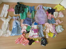 MES-27684  40 St. Kleidung ohne Herstellerangabe passend für Barbie/Petra Puppen