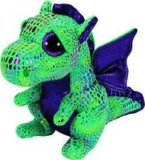 "Ty Beanie Boos Cinder The Dragon 23cm 9"""