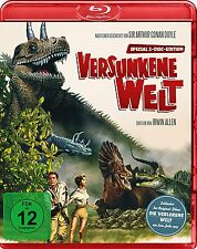 THE LOST WORLD (1960 & 1935) - Blu Ray Disc -