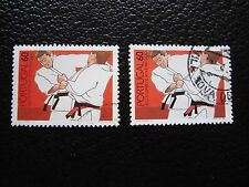 PORTUGAL - timbre yvert et tellier n° 1742 x2 obl (A28) stamp (Z)
