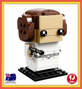 LEGO Princess Leia Organa   BrickHeadz   STARWARS   41628 Brand New and Sealed