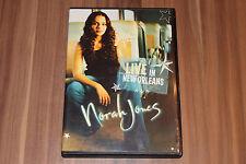Norah Jones - Live In New Orleans (2003) (DVD) (7243 4 90431 9 0)