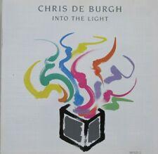 CHRIS DE BURGH - INTO THE LIGHT  - CD