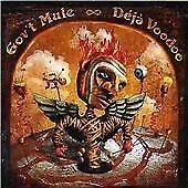 Gov't Mule - Deja Voodoo (2005)  2CD  NEW/SEALED  SPEEDYPOST