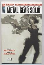 Metal Gear Solid (alemán) # 1-Ehapa Comic Collection 2005-Top
