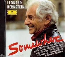 Somewhere - The Leonard Bernstein Album / Norman, Te Kanawa,  Carreras - CD