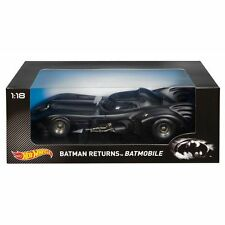 Hot Wheels CMC96 - 1/18 Batman Returns 1992 Batimóvil Modelo